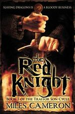 The Red Knight - Book One of the Traitor Son Cycle - Author - Miles Cameron - PB