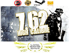 7,62 High Calibre PC Digital KEY STEAM - Region Free