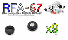 9 PILES COMPATIBLE PetSafe RFA-67 6V LITHIUM BATTERIES COLLIER - QUALITÉ EXPERT