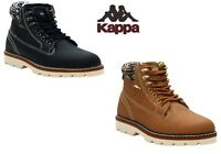 WOMENS LADIES KAPPA LIGHTWEIGHT FUR LINED CASUAL WALK WINTER ANKLE BOOTS SHOES