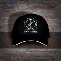 USMC Vietnam War Sniper Carlos Hathcock Long Trang Embro Cap Hat