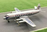 Aeroclassics ACCUT604 Cubana Viscount 755D CU-T604 Diecast 1/400 Model Airplane
