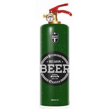 Design Feuerlöscher Deko DNC Tag Safe T Exklusiver ABC Löscher BEER BIER Belgium