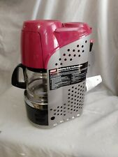 Coleman QuikPot Portable Propane 10 Cup Coffee Maker - Red Perfect