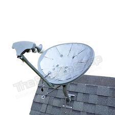 Perfect Vision Hot Shot Directv Slimline Satellite Dish Heater Kit (HSSLNGRFKIT)