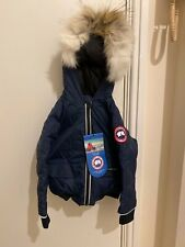 Canada Goose baby boys elijah jacket 12-18  BRAND NEW WITH TAGS