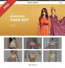 WOMENS CLOTHING Dropshipping Website Business | FREE DOMAIN, HOSTING & MARKETING