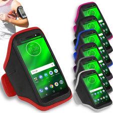 Premium Armband For Motorola Moto G6 Plus Running Jogging Exercise Sports Case