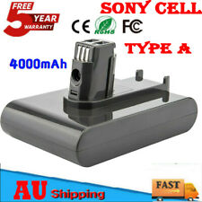 Battery for Dyson Type A DC34 DC35 DC31 DC44 DC45 Multi Animal Exclusive 4000mAH