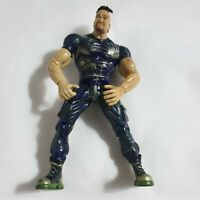 WWE/TNA/WCW ROAD DOGG WRESTLING FIGURE BY JAKKS PACIFIC DATED 1999