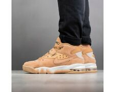 NIKE AIR FORCE MAX PREMIUM Trainers Suede - Flax Phantom - UK Size 7 (EUR 41)
