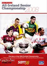 GAA FOOTBALL ALL IRELAND SENIOR CHAMPIONSHIP 2008 (DVD)