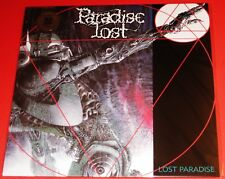 Paradise Lost: Lost Paradise LP Vinyl Record 2014 Peaceville Recs VILELP502 NEW