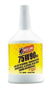 REDLINE Getriebeöl 75W90 NS GL-5 Getriebe- und Differentialöl 0,95 Liter