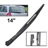 Rear Wiper Blade Arm Set For Opel Zafira B 2005 2006 2007 2008 2009 2010 2011