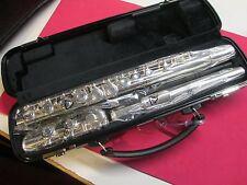 New Yamaha Advantage Flute  YFL-200AD, Silver, Same as YFL-221s! 5-Year Warranty