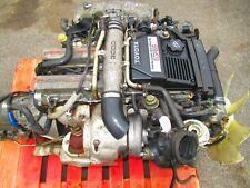 JDM 1989-1992 Toyota Cressida Supra 7MGTE Engine Automatic Transmission V6 3.0L