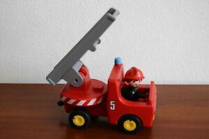 Playmobil 6704 Fire Truck /no sign/