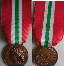 medaglia al merito pe ri viaggi del Presidente Repubblica Roma-Londra 1958