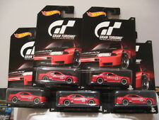 Hot Wheels Basic Gran Turismo Series Nissan Skyline Gt-R (R32) (Lot Of 5)