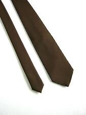 MADE IN ITALY NUOVA NEW Cravatta Tie 100%  LANA  WOOL  ORIGINALE
