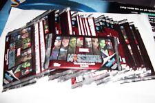 MARVEL MISSIONS lot de 31 paquets