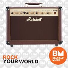 Marshall AS50D Acoustic Guitar Amplifier Combo Amp 50W 2x8'' AS-50D - Belfield