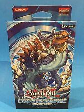 ( REALM OF THE SEA EMPEROR ) Structure Deck - 1st (SDRE) Sealed & New - Yu-Gi-Oh