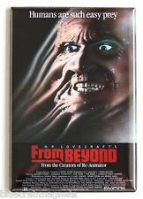 From Beyond FRIDGE MAGNET (2 x 3 inches) movie poster horror