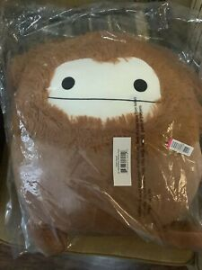 """RARE Kellytoy Squishmallows Benny the Bigfoot 20"""" 20 inch Brand New In Hand"""