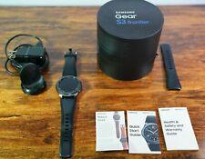 Samsung Gear S3 Frontier 46mm Bluetooth Smartwatch - Dark Gray, Men's Smartwatch