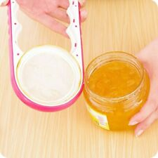 Jar Opener Screw Bottle Wrench Tool Gourd-shaped Can Opener PlasticRubber Opener