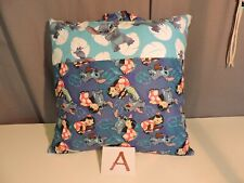 "Lilo & Stitch Reader, Reading Pillow - 14"" by 14"" Pillow included"