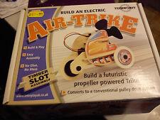 Techn o KIT costruire e dell' aria elettrica-Trike KIT IN LEGNO
