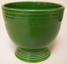 VINTAGE HOMER LAUGHLIN FIESTA EGG CUP - FOREST GREEN COLOR
