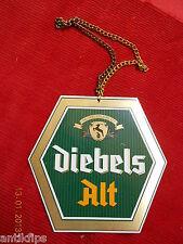 Diebels Alt Zapfhahnschild P110