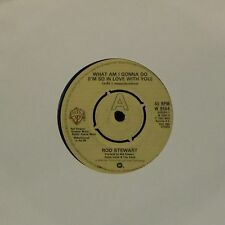 "ROD STEWART 'WHAT AM I GONNA DO' UK 7"" SINGLE #2"