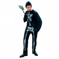Skeleton Adult Costume, Men, Halloween Parties, Theatre, Plays, Panto G11006