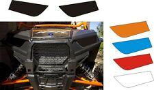 POLARIS 15 900 1000 RZR XP EPS 4 HEADLIGHT DECALS STICKER utv SIDE X RED BLUE 5