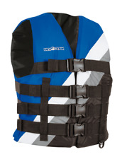 Devocean Best Vest Ski / Wakeboard Buoyancy Aid Blue S/M Lifejacket Life Jacket