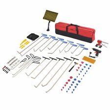 vidaXL 87 Piece Paintless Dent Repair Set Stainless Steel Garage Removal Tool
