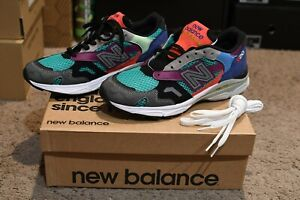 New Balance M920MM 920 Made In England US Men 10 Grey Multicolor 920