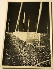 OLYMPIA 1936 Barons Pierre de Coubertin an der Siegettafen  Bild Nr191 Gr60
