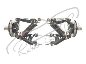FERRARI DINO 206 GT - ORIGINAL front suspension - brake caliper - brake discs