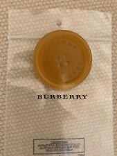 Auth New Burberry Logo Replacement Button X-Large Approx 35mm for Coat Jacket
