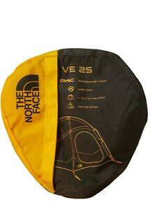 The North Face VE25 Summmit Series 3 person tent.