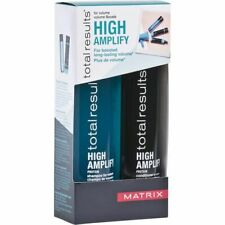 Matrix Total Results High Amplify Volume Shampoo & Conditioner Hair Care Set NEW