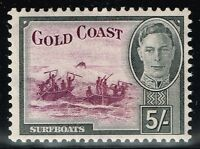 Gold Coast SG# 145, Mint Never Hinged, Minor Gum Toning - Lot 112215