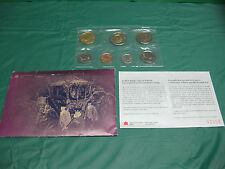 2002 Canada Prooflike Set incl Envelope and COA *Queen's Jubilee Special Edition
