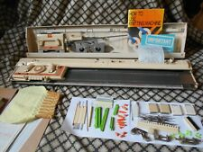Brother KH 860 Punchcard Knitting Machine - Complete With Accessories.